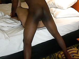 Indian Wifey With Big Black Cock