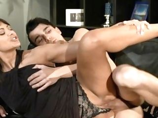 Mom Man Eater Older Woman Does What She Wants With Youthfull Stud