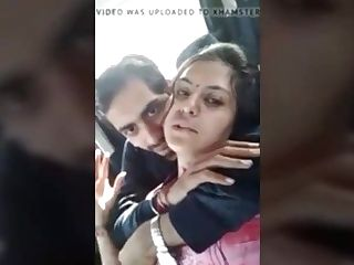 Married Guju Bhabhi Payal Luved With Bf In Car Public Cane
